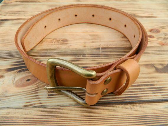 Designer belts, Belts for men, Cheap designer belts, Leather belt, Mens belt, Belt rufous, Tan belt, Light brown belt, Belts mens