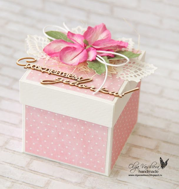 Gift boxes by Olga
