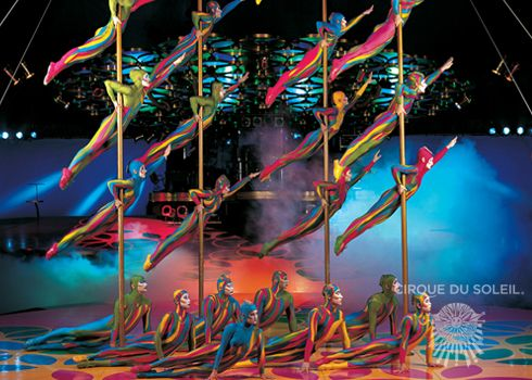 MSC Crociere e il Cirque du Soleil insieme per definire nuovi standard dell'intrattenimento in mare. E' quanto è stato annunciato oggi dalla Co