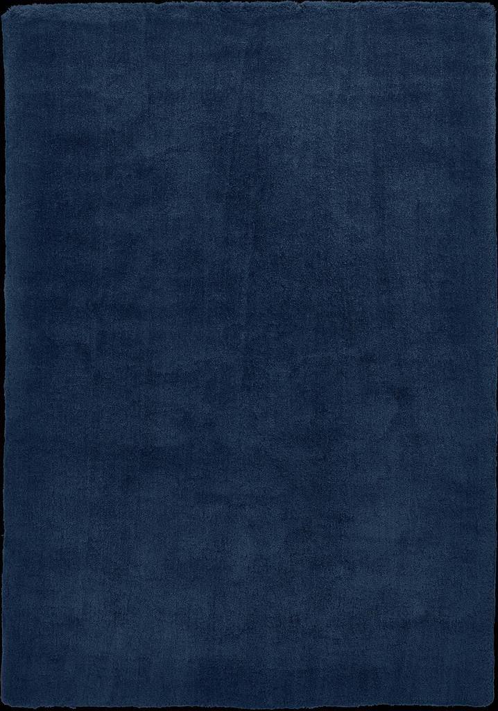 Amalia Plain Dark Blue Rug For Your