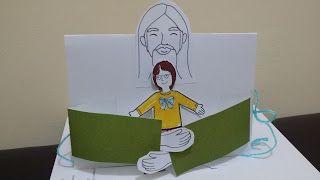 untuk anakanak sekolah minggu: Cara Membuat Kartu Keselamatan.