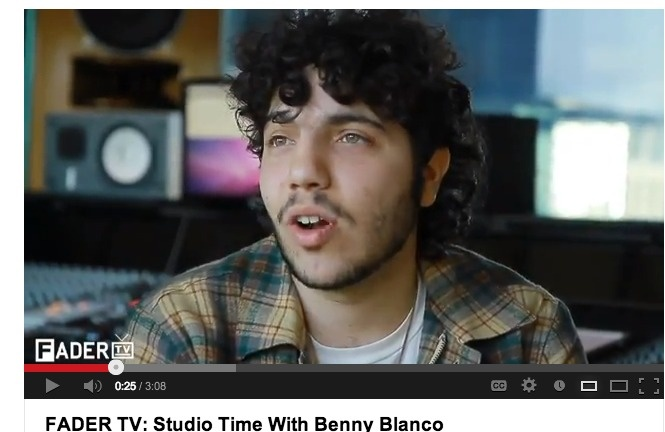 Benjamin Levin (born March 8, 1988), professionally known as Benny Blanco, is an American rapper, musician, songwriter and record producer. With 14 number-one singles to his name, the 24-year-old producer and songwriter Benny Blanco has already made an indelible mark on the contemporary pop-music scene. H