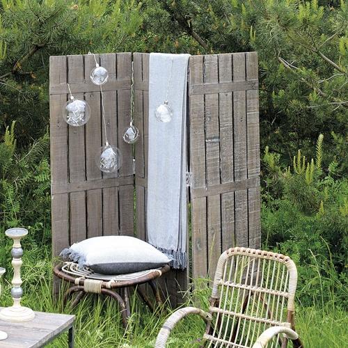 paravent en bois vieilli partition jardin d 39 ulysse lapins pinterest bois vieilli. Black Bedroom Furniture Sets. Home Design Ideas