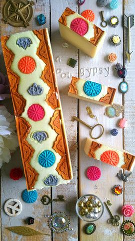 Gypsy Soap handcrafted by Bathhouse Soapery Handmade Soap, Bath and Body