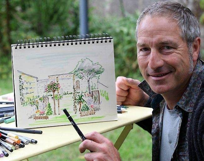 J'ai confié mon jardin à une star de la télé. Info - Nantes.maville.com