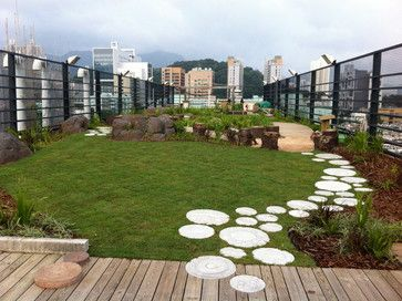 The Impatient Gardener-Eclectic Landscape by Hong Kong Landscape Architects & Landscape Designers GreenRoof Asia