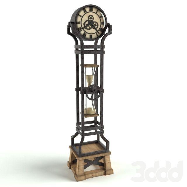 Напольные часы Hourglass
