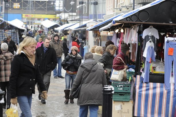 Walsall market makes way for £21m redevelopment