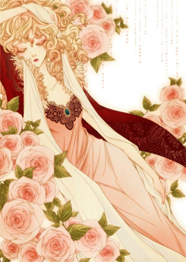 art illustration anime