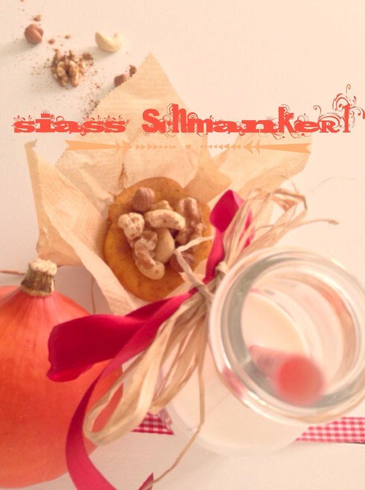 bavarian recipe to make delicious pumpkin muffins