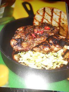 """Le Chef Pierre D'Iberville: Burger """"Le Jamaïcain"""""""