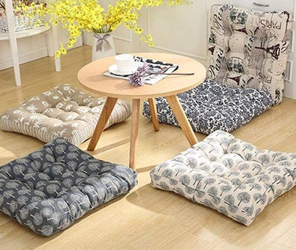 Top 10 Best Rated Floor Pillows In 2020 Floor Cushions Living Room Floor Pillows Living Room Sitting Pillows