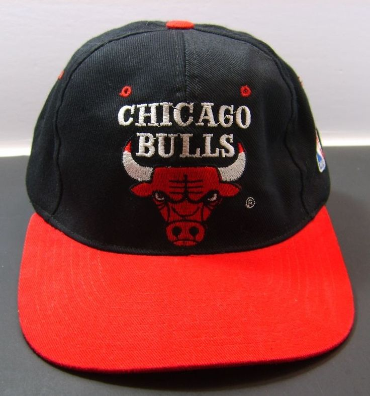 Offical Chicago Bulls Hat Offical Licensed Product Basketball