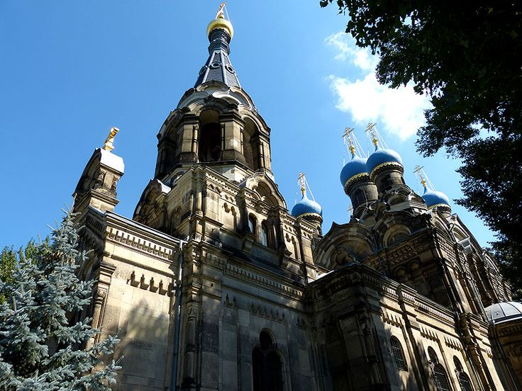 Russisch Orthodoxe Kirche in Dresden › DRESDEN KLICK****