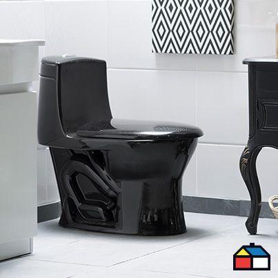 #Baño #Negro #Estilo