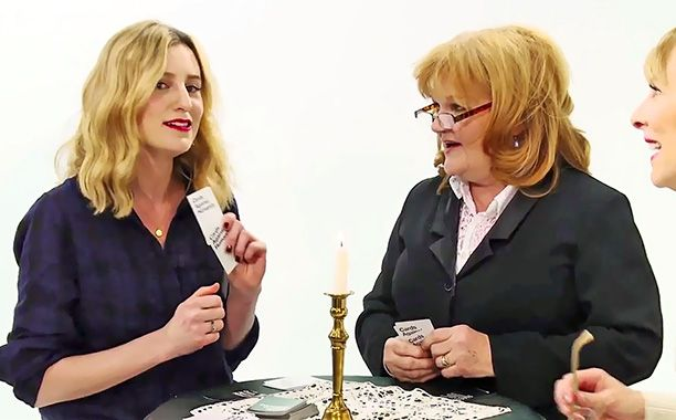 love Downton and CAH!!!! Watch the ladies of 'Downton Abbey' play Cards Against Humanity | PopWatch