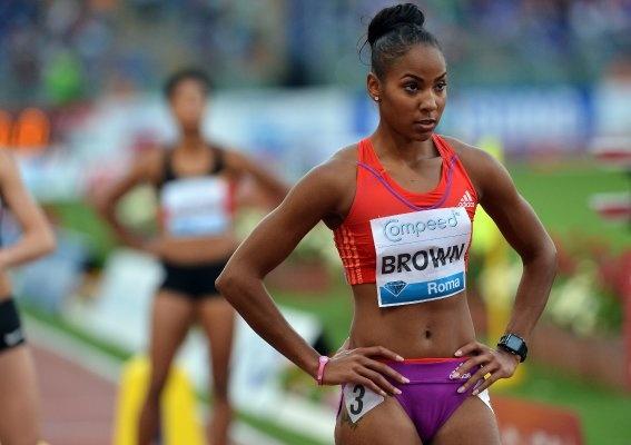Te'Rea Brown | US Track & Field team (hurdles)