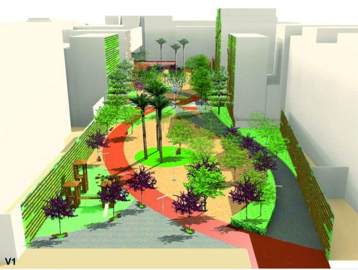 M s de 25 ideas incre bles sobre dise o de espacio p blico for Mobiliario espacio publico
