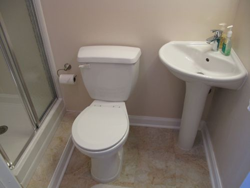 1000 Ideas About Upflush Toilet On Pinterest Basement Remodeling Basement Toilet And
