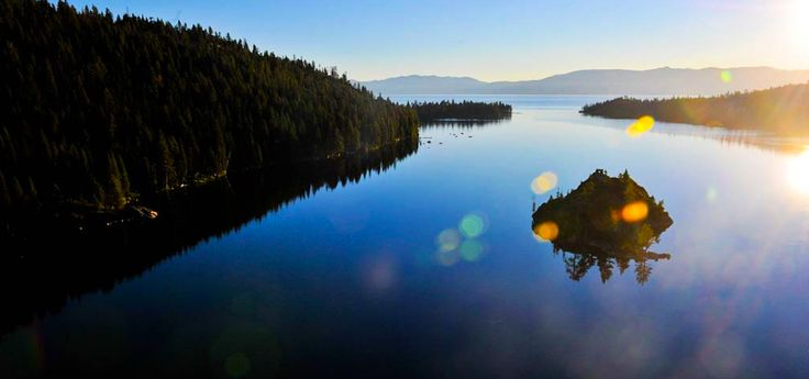 IRONMAN Lake Tahoe! ...still pending, as this September will be the inaugural race at this venue.  It's a beautiful location - looking forward to a crystal clear swim & beautiful scenery, but not the lack of oxygen and climbing.
