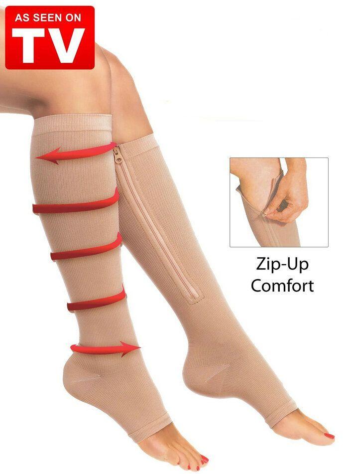 Calcetines sobre la rodilla fetiche