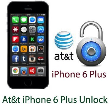 Permanently Unlock iPhone 6+ / 6 Plus locked to AT&T USA on the latest iOS 8 using Factory iTunes Unlocking Service. Cheapest, Fastest and the Most Trusted Reliable Unlocking Service Online http://GSMUnlock.co/