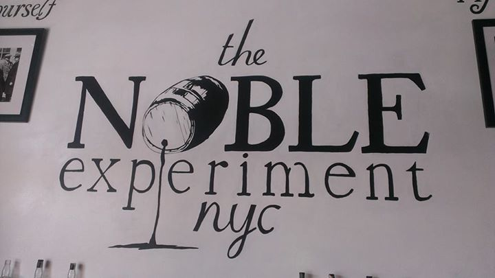 The Noble Experiment, NYC