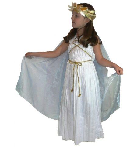https://goo.gl/Y64xVV  Στολή Αρχαία Ελληνίδα με Μπέρτα 6-14 Ετών MARK656