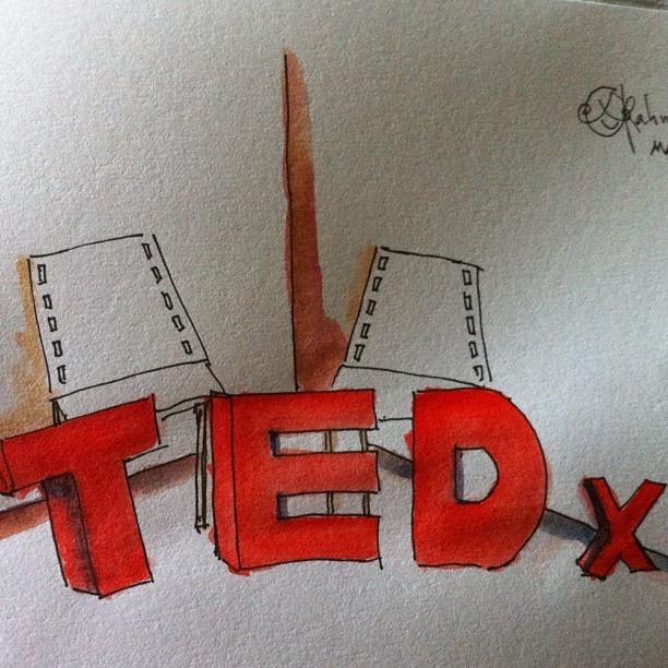 @TEDxMakassar #sketch #TEDX