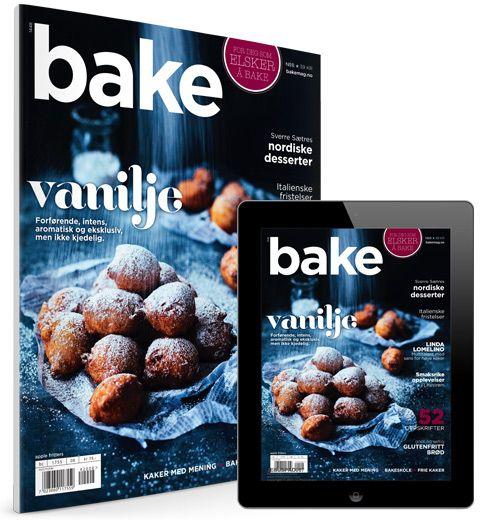 Abonnement på bladet Bake