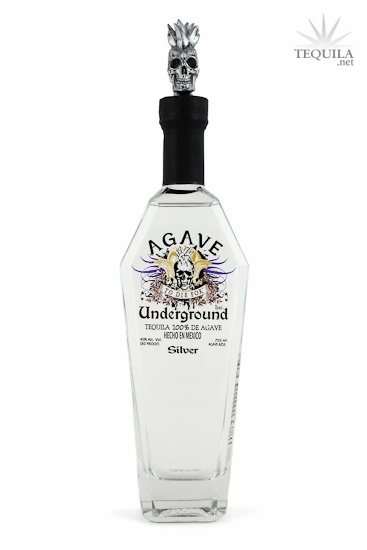 ✯ Agave Underground Tequila Silver ✯