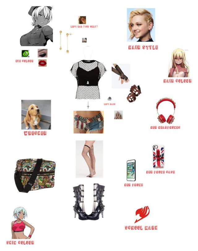 """🌐Haikyuu🌐 Karmin Hunter"" by fangirl-of-seto-kaiba on Polyvore featuring River Island, WithChic, HADES, Bling Jewelry, Roman Paul, Lord & Taylor, Marvel, Casetify, Laut and Dolce&Gabbana"