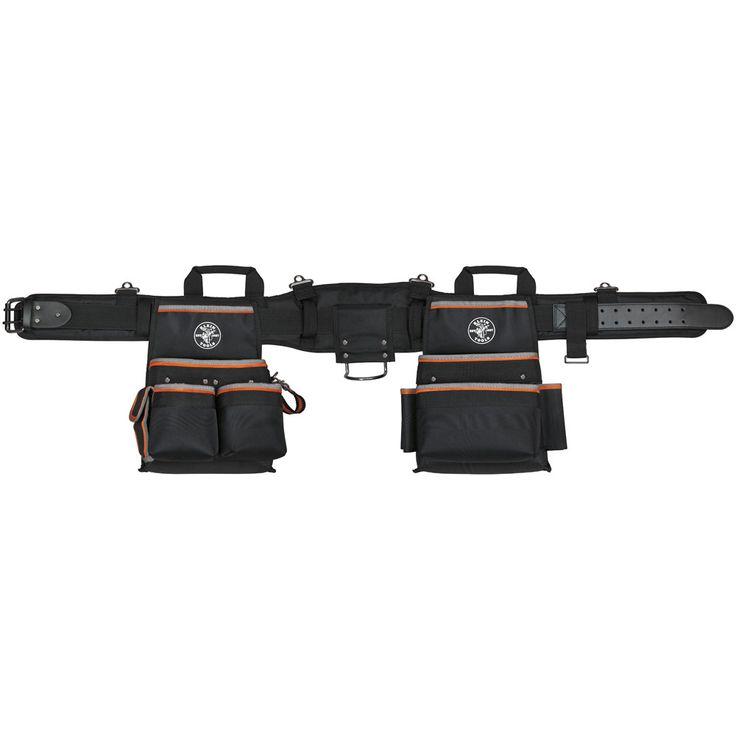 Klein Tools Tradesman Pro Electrician's Tool Belt - Large