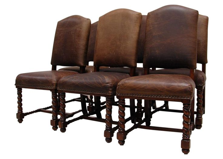 This Is A Beautiful Set Of Vintage Lane Leather Barley Twist Dining Chairs.  The Legs Are A Beautiful Barley Twist . Part 47