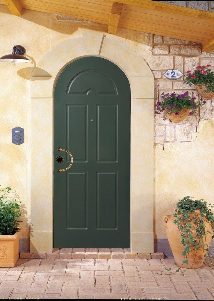 Oltre 1000 idee su porte ad arco su pinterest porte marroni porte in ferro battuto e porte di - Porte interne ad arco ...