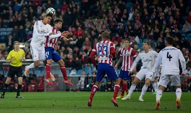 Barcelona will closely watch Real Madrid vs Atletico Madrid derby