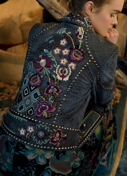 Double D Ranch Spring 2017 Butterfly Bleu Biker Jacket https://cowgirlkim.com/collections/whats-new/products/double-d-ranch-spring-2017-butterfly-bleu-biker-jacket?variant=32654297421