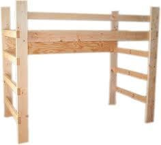 Picture of How to Build a Lofted College Bed