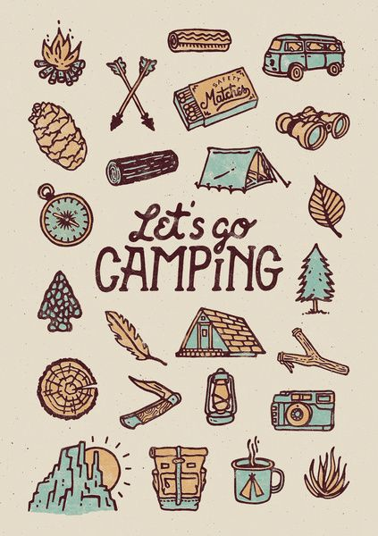 Let's go camping....at Camp LeConte!  www.campleconte.com