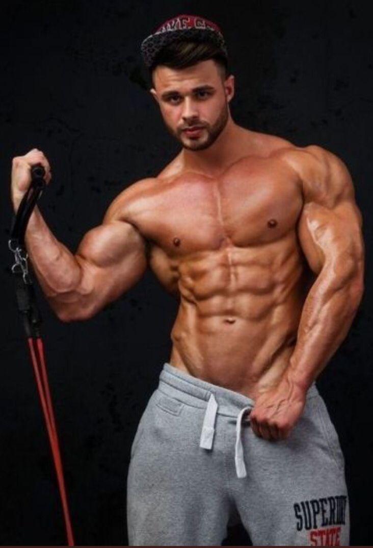Hot gym men