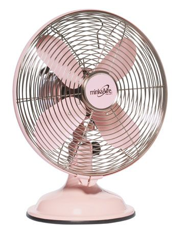 when it just too hot, a pink retro fan is just the ticket. #indigo #perfectsummer