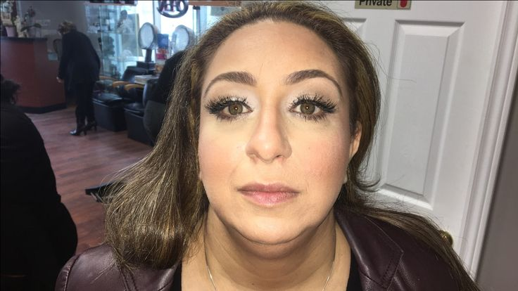 Individual lashes by Brenda