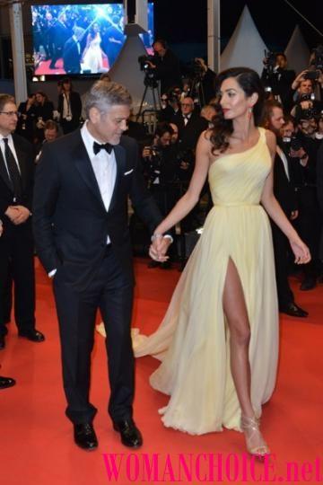 Жена Клуни в Каннах 2016   WomanChoice - женский сайт