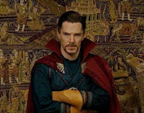 Benedict Cumberbatch!❤🎀/Doctor strange
