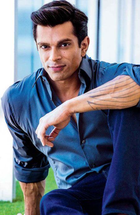 Karan Singh Grover | DOB: 23-Feb-1982 | New Delhi | Occupation: Actor, Model | #februarybirthdays #cinema #movies #cineresearch #entertainment #fashion
