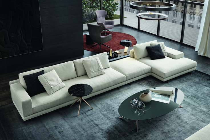 10 Great Modern Sofas Photos | Architectural Digest