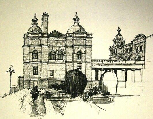 Más dibujos de edificios
