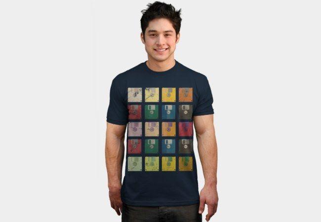 Old Fashion Designer Database T-Shirt - Design By Humans