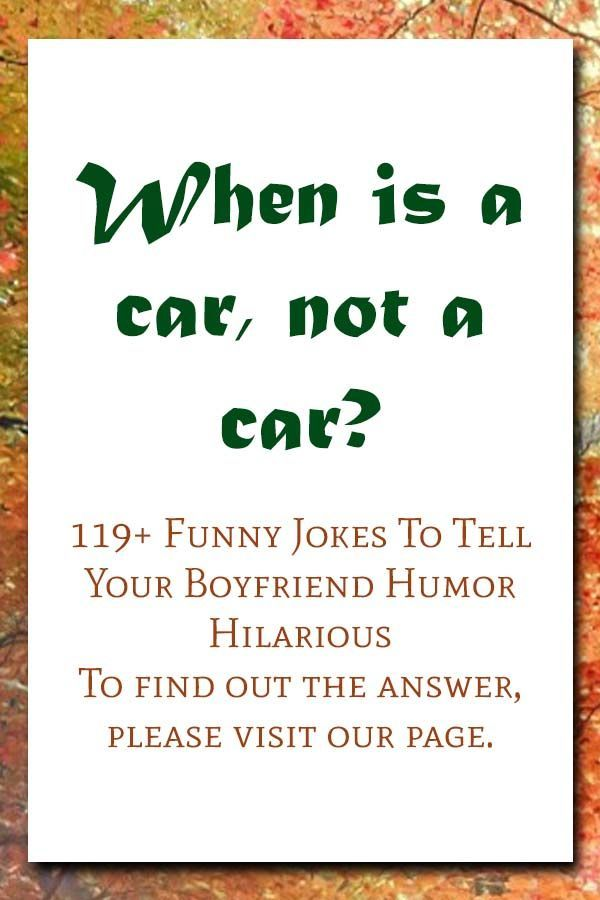 Funny Riddles For Your Boyfriend - RIDCR