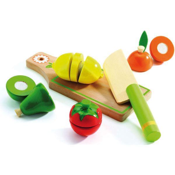 Cena: 83.00zł. Eksresowa wysyłka od ręki. WARZYWA I OWOCE DO KROJENIA francuskiej firmy... więcej na www.Tublu.pl #tublu #tublu #toy #forkids #zabawka #dla #dzieci #edukacjna #djeco #vegetables #warzywa #krojenie #cutting